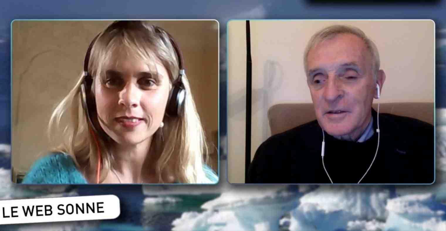 Le Web Sonne avec Jean Jouzel